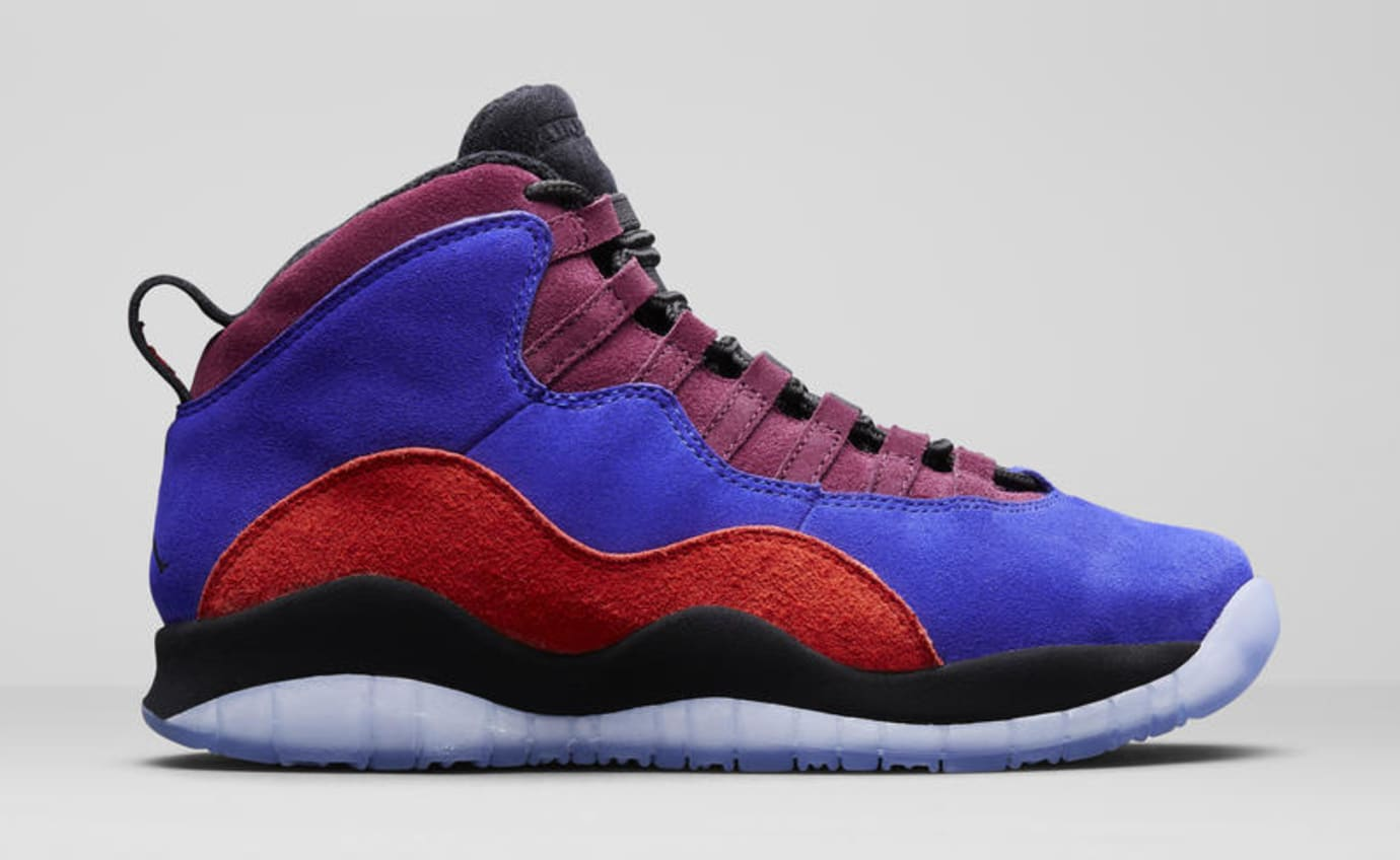 Maya Moore x Air Jordan 10 Court Lux CD9705-406 (Lateral)