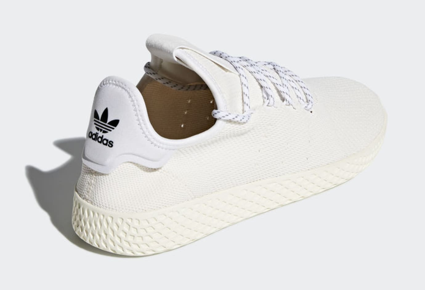 Pharrell x Adidas Tennis HU 'Blank Canvas/Holi' DA9611 4