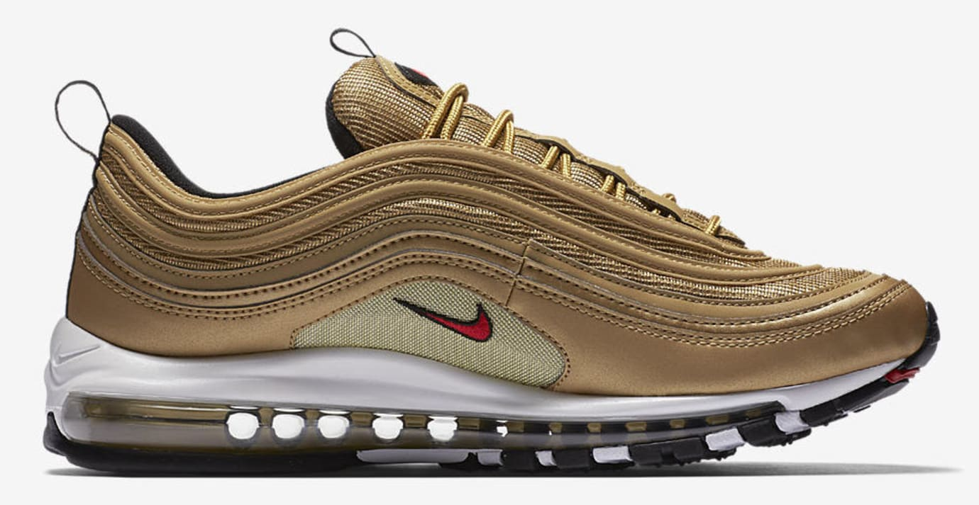 best cheap 6053a 58fe4 Image via Nike Nike Air Max 97 Gold