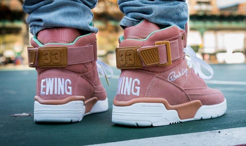 YouGottaEatThis! x Ewing 33 Hi 'Sushi' (Heel)