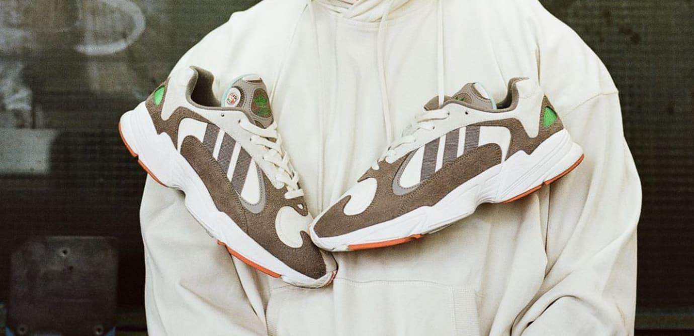 Solebox x Adidas Yung-1 (Pair)