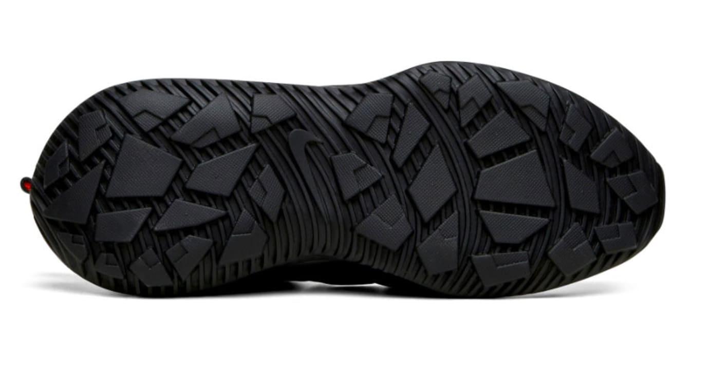 NikeLab Gyakusou Gaiter Boot 'Black' (Bottom)