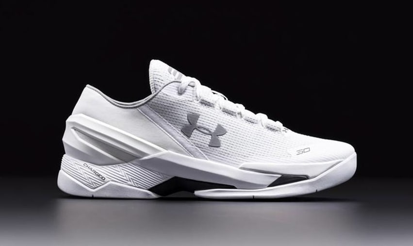 Stephen Curry Under Armour Curry 2 Low Chef