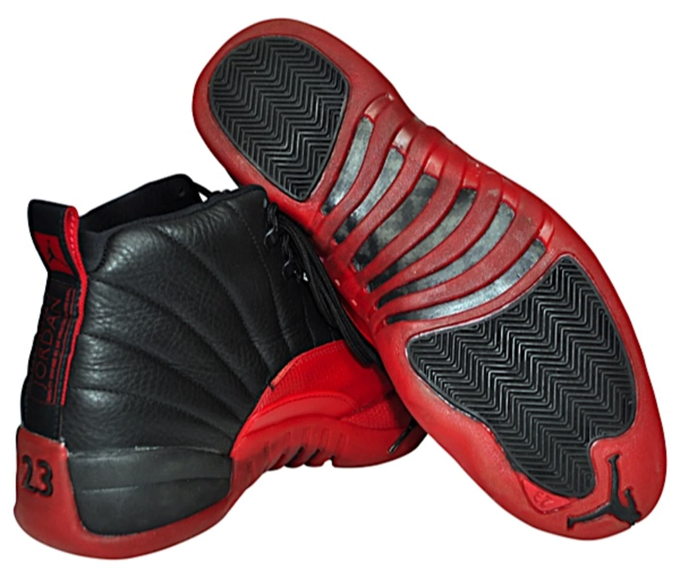 économiser fcd2c 52f81 Michael Jordan Flu Game Air Jordan 12 Game 3 1997 Eastern ...