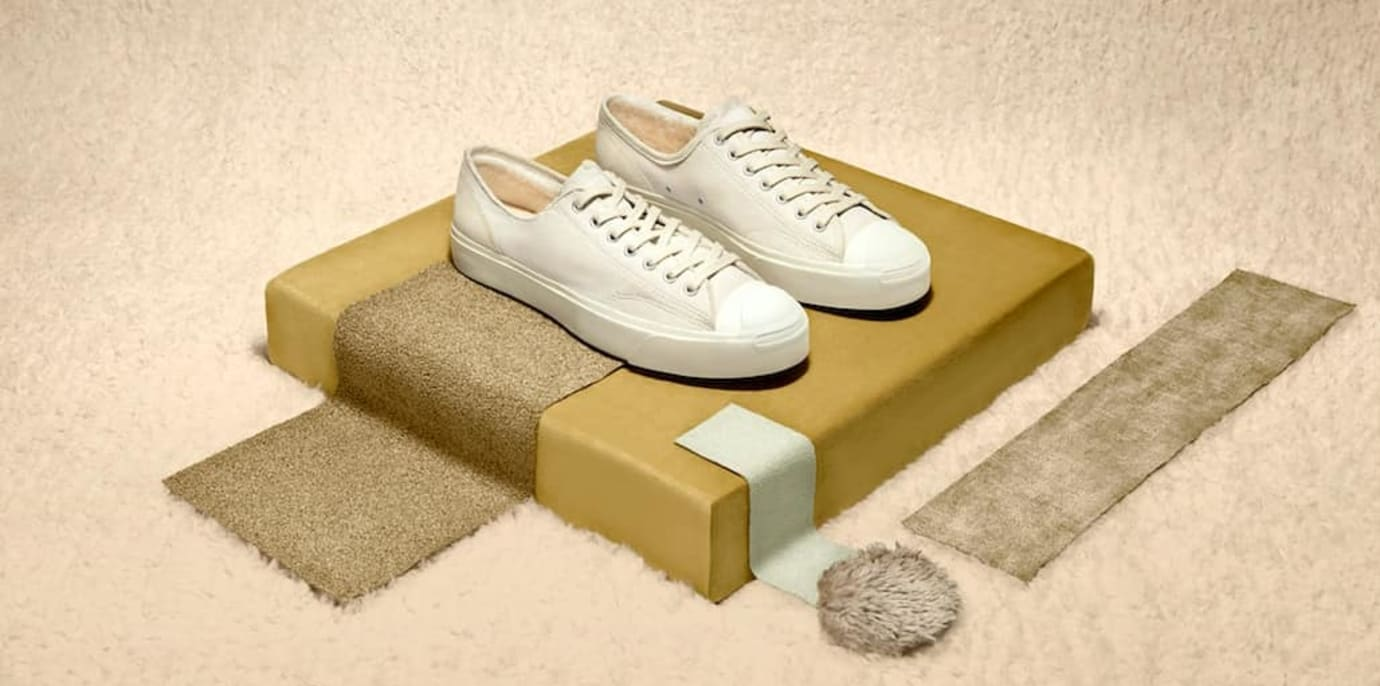 Clot x Converse Jack Purcell 'Ice Cold' (Pair)