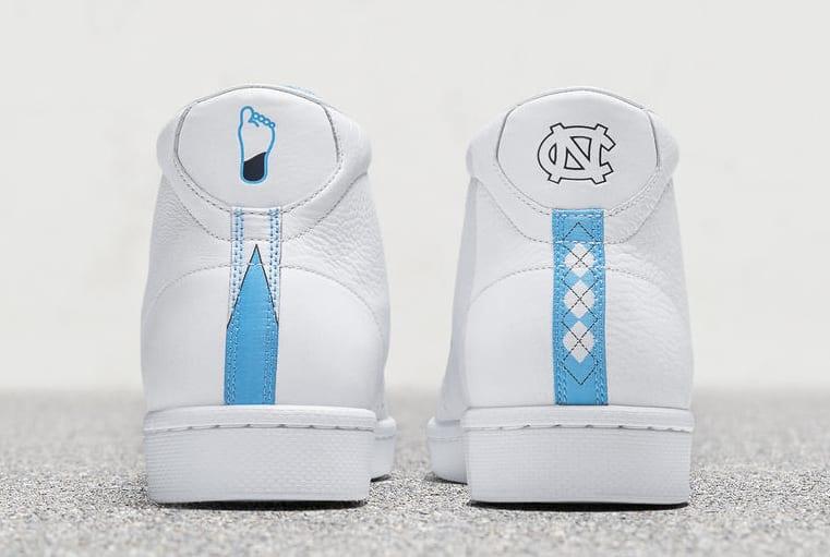 Converse Pro Leather 'Birth of Michael Jordan' (Heel)
