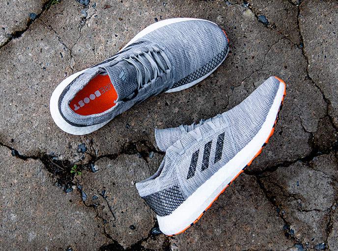 Adidas PureBoost Go 'Grey'