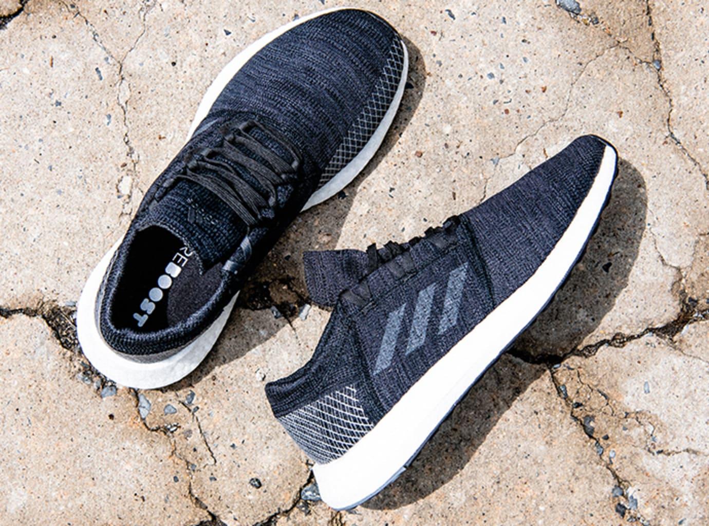 Adidas PureBoost Go 'Black'