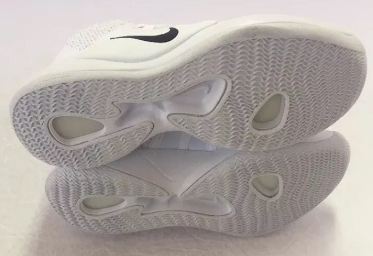 Nike Hyperdunk 2018 TB White/Black AR0467-100 Sole