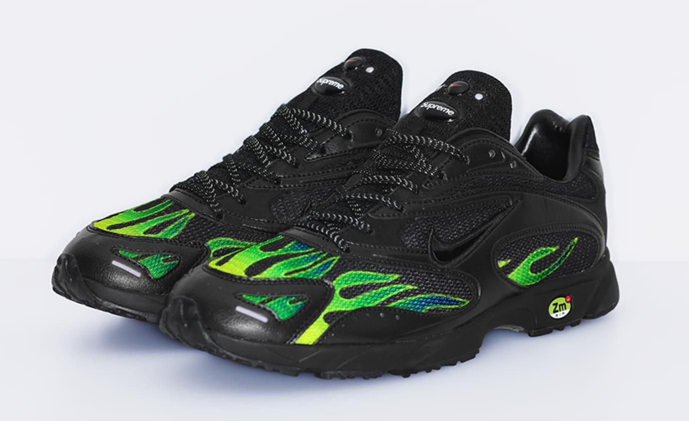 5684dcb413e4 Supreme x Nike Zoom Streak Spectrum Plus AQ1279-100 AQ1279-001 ...