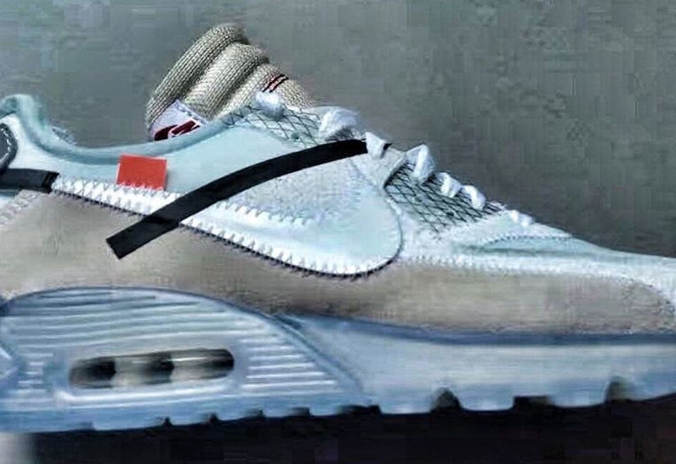 the latest fda1f 97674 Off-White Nike Air Max 90 Release Date AA7293-100 | Sole ...