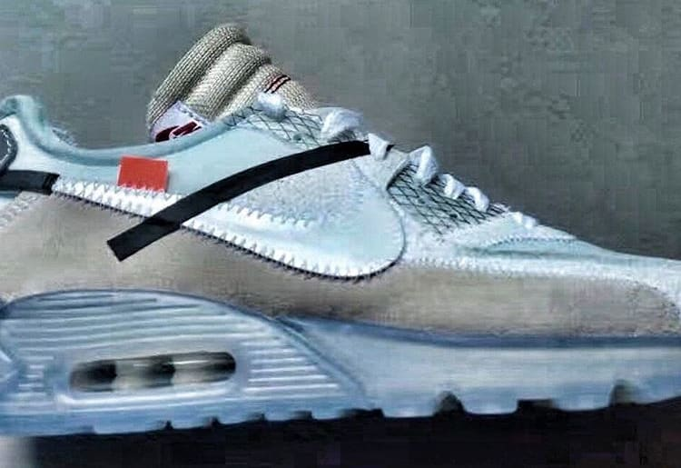 Off-White Nike Air Max 90 Release Date Profile 2