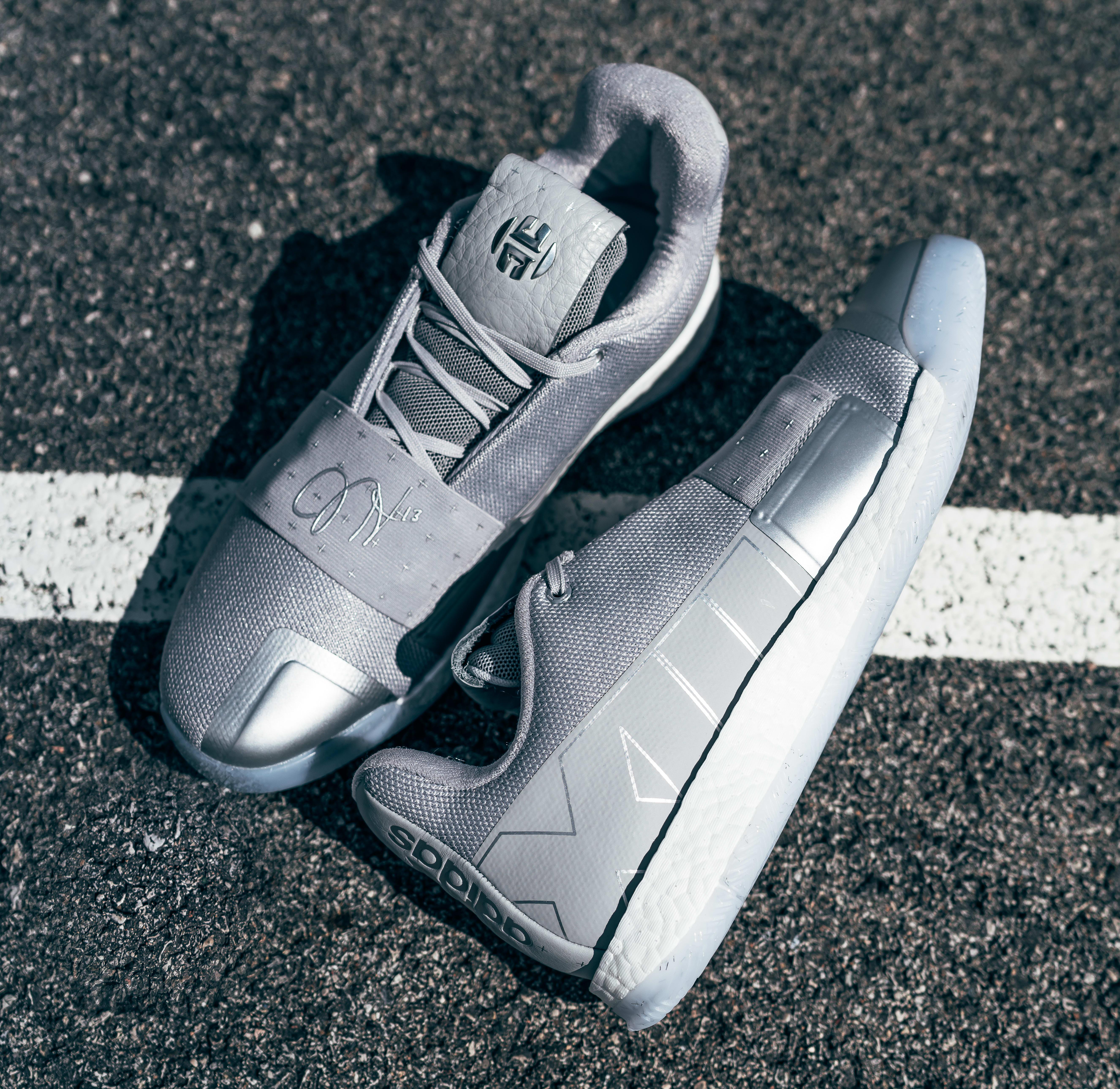 Adidas Harden Vol. 3 'Voyager' (Pair)