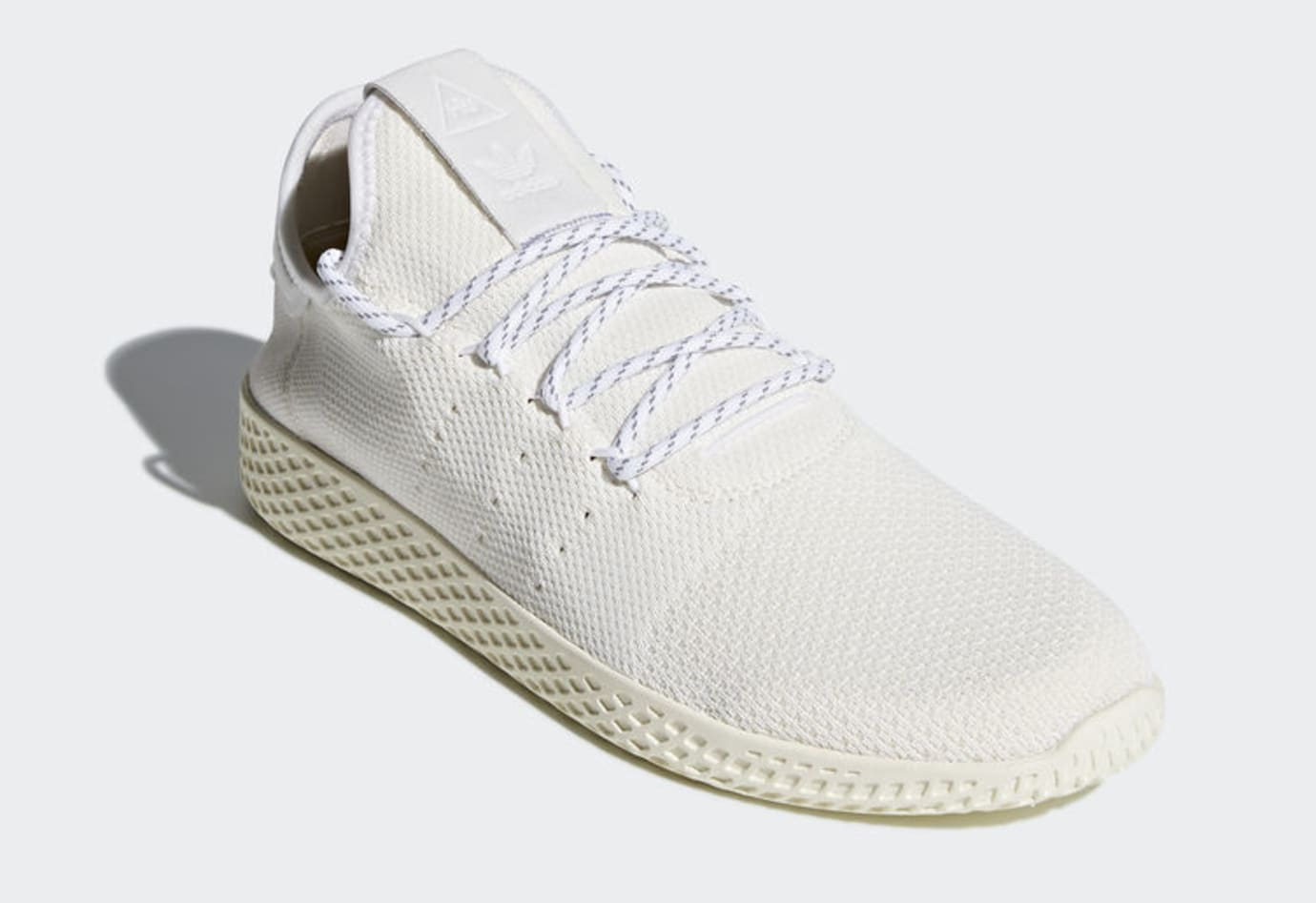 Pharrell x Adidas Tennis HU 'Blank Canvas/Holi' DA9611 3