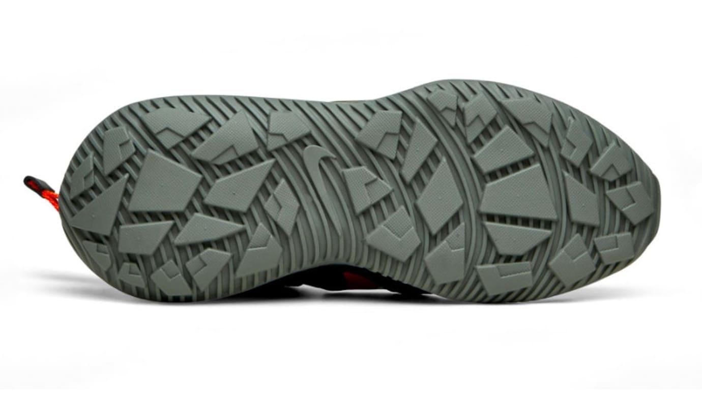 NikeLab Gyakusou Gaiter Boot 'Vivid Orange' (Bottom)