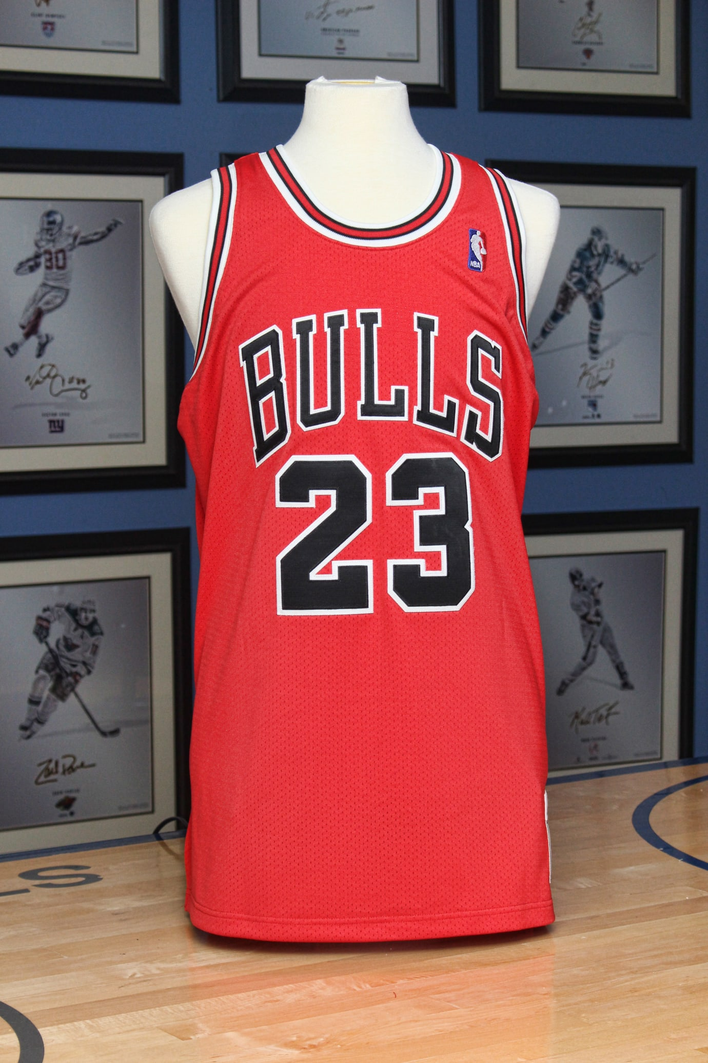 07e749480c7fa How to Win This Signed Michael Jordan Jersey | Sole Collector
