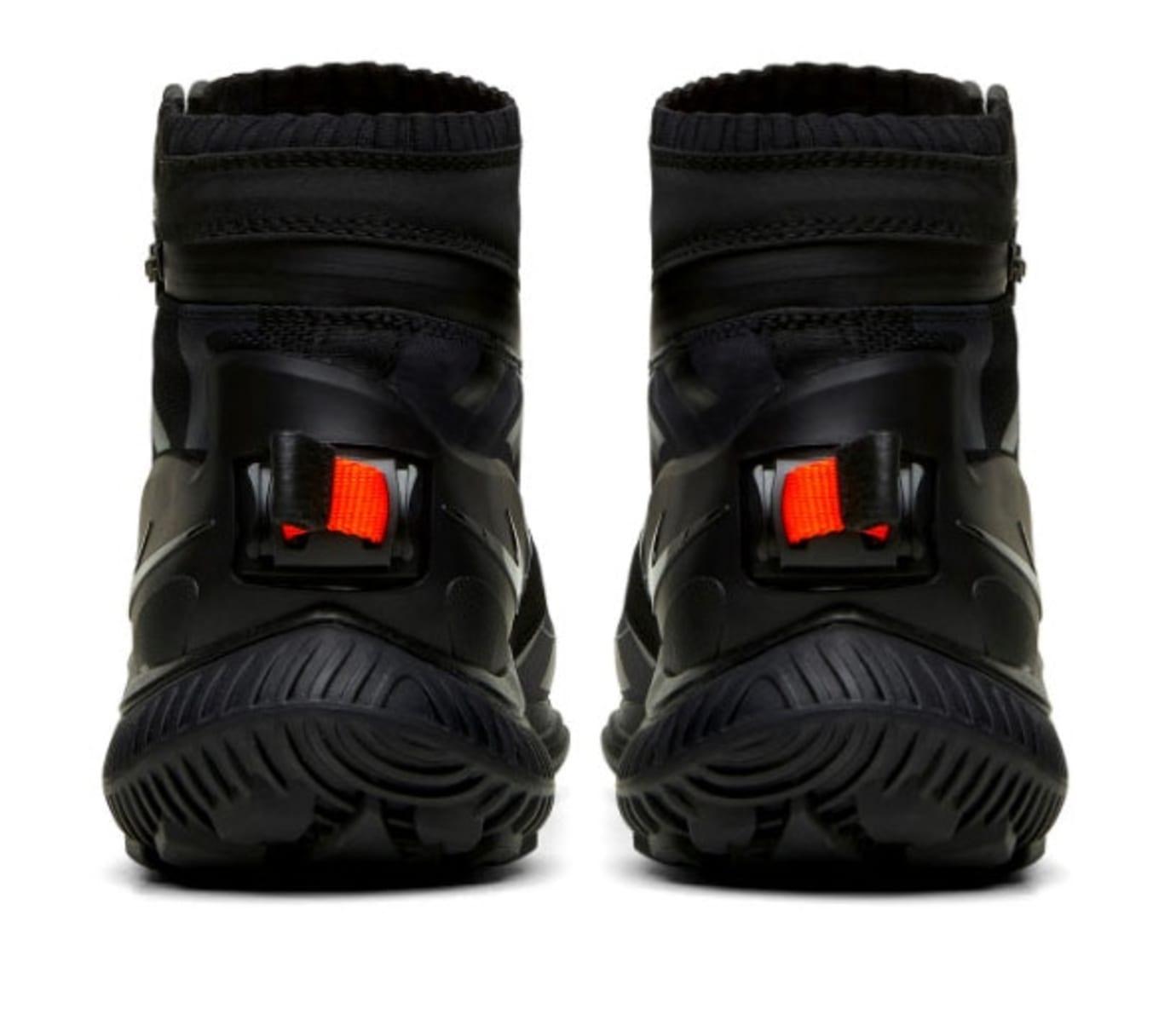NikeLab Gyakusou Gaiter Boot 'Black' (Heel)