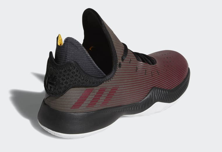 Adidas James Harden Pensole Academy B96346 (Back Side)
