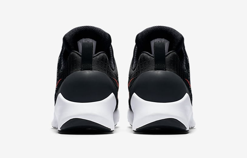 Nike HyperAdapt 'Red Lagoon' (Heel)