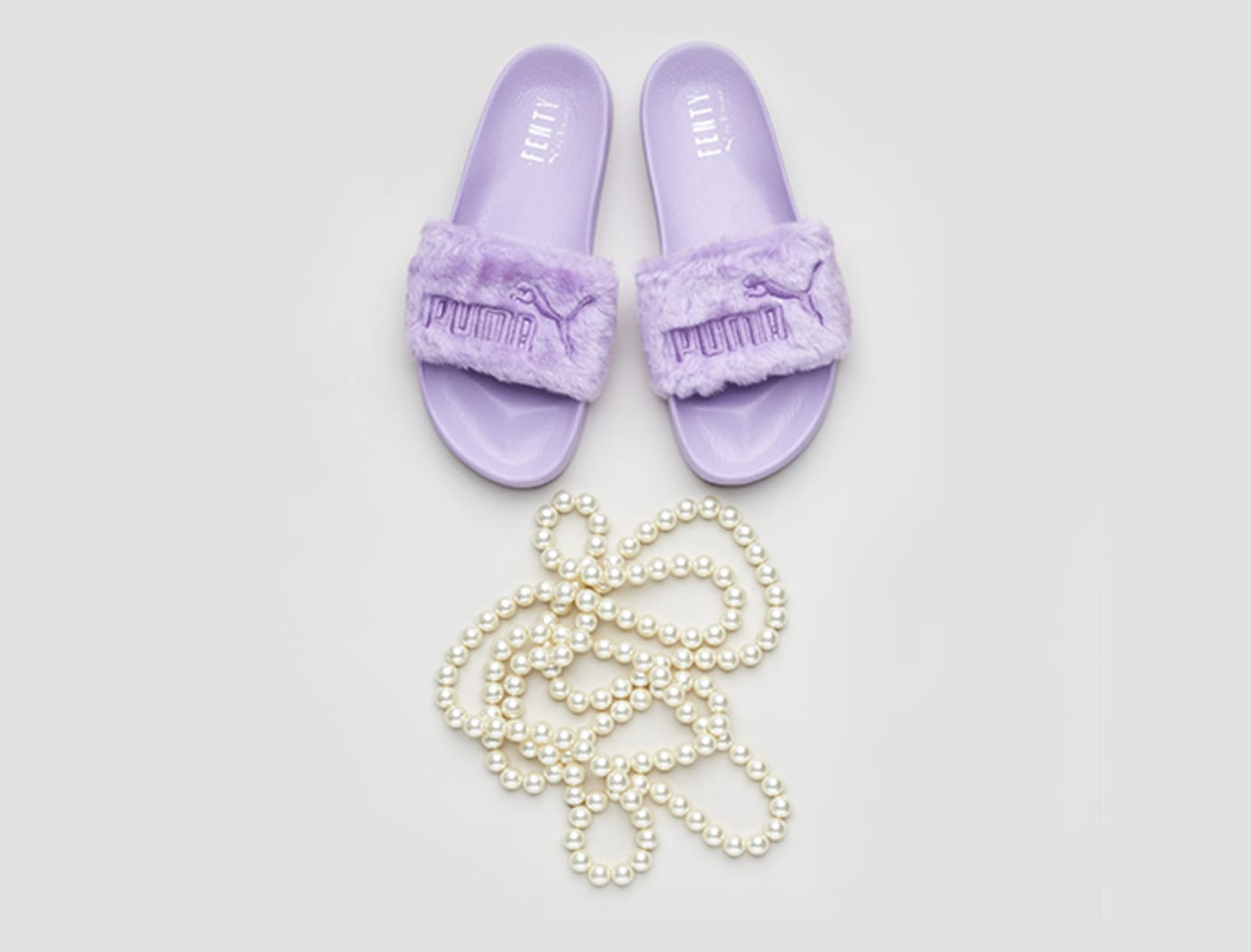 Puma x Fenty Fur Slide 'Orchid Bloom'