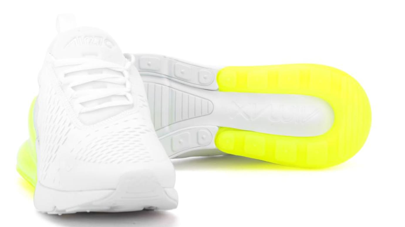 Nike AIr Max 270 'White/Volt'