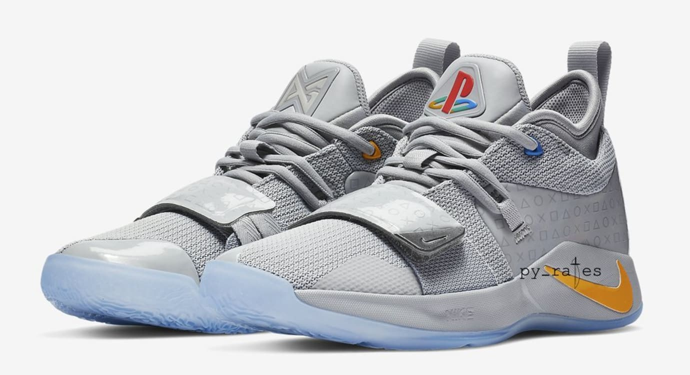 Nike PG 2.5 'Playstation/Grey' (Pair)