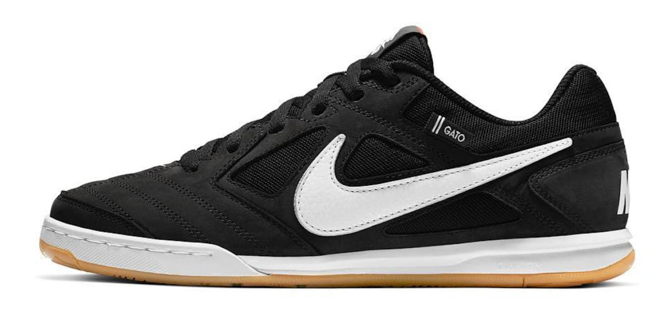 Nike SB Lunar Gato Orange Label (Lateral)