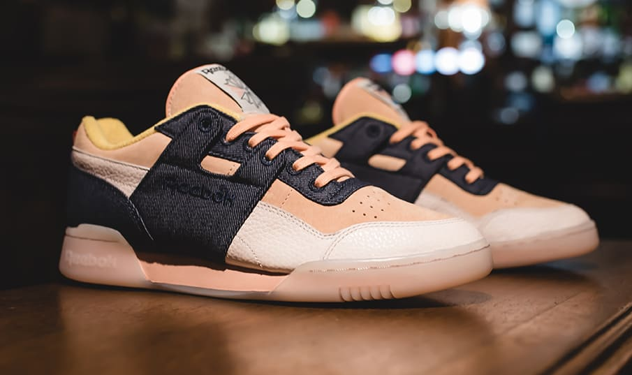 Hanon x Reebok Workout Lo Plus 'Belly's Gonna Get Ya' BS7771 (Pair)