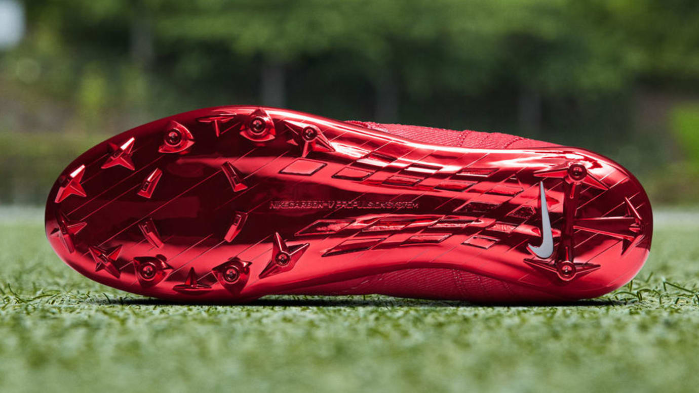 Odell Beckham Nike Tech Challenge 2 Cleats Sole