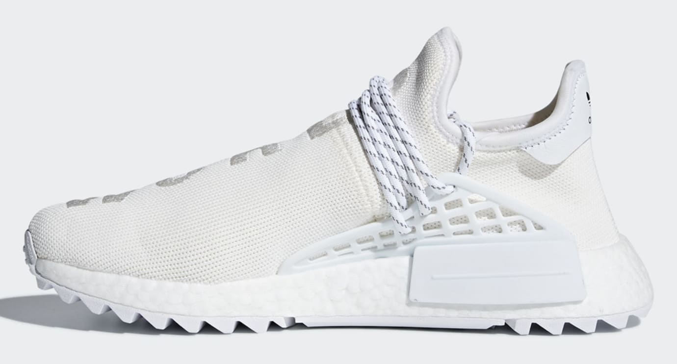 the best attitude 3d700 37b68 Pharrell x Adidas 'Blank Canvas' Pack NMD HU Trail AC7031 ...