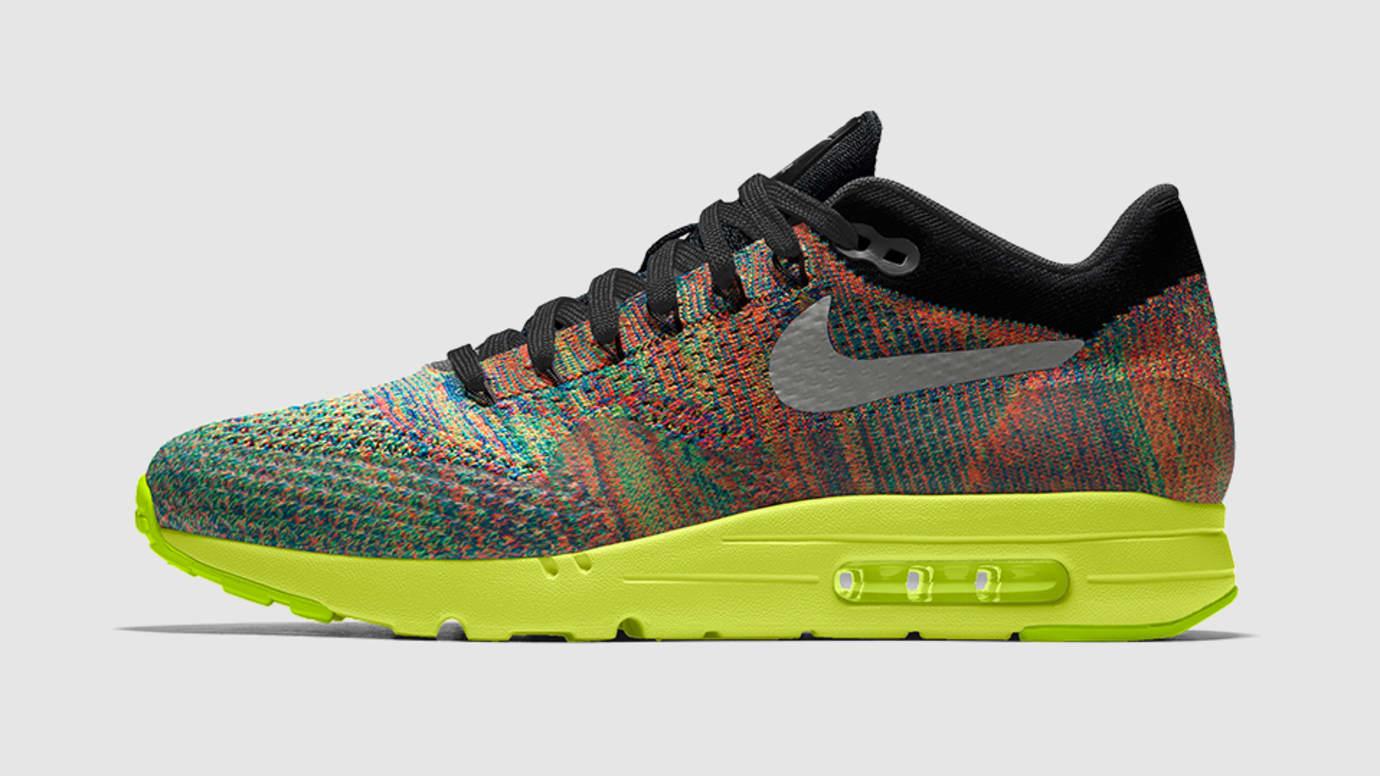 Image via Nike NIKEiD Air Max 1 Flyknit af1449b94