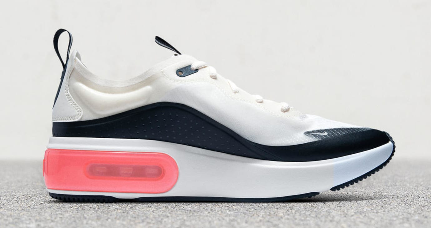 Nike Air Max Dia 'White/Black' (Medial)