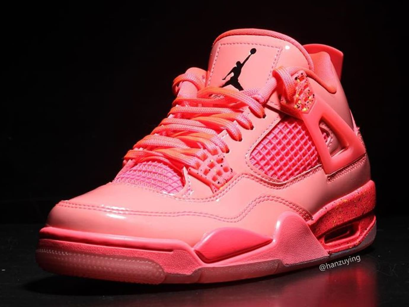 best website c8325 f17b8 ... WMNS Air Jordan 4  Hot Punch  AQ9128-600 Release Date