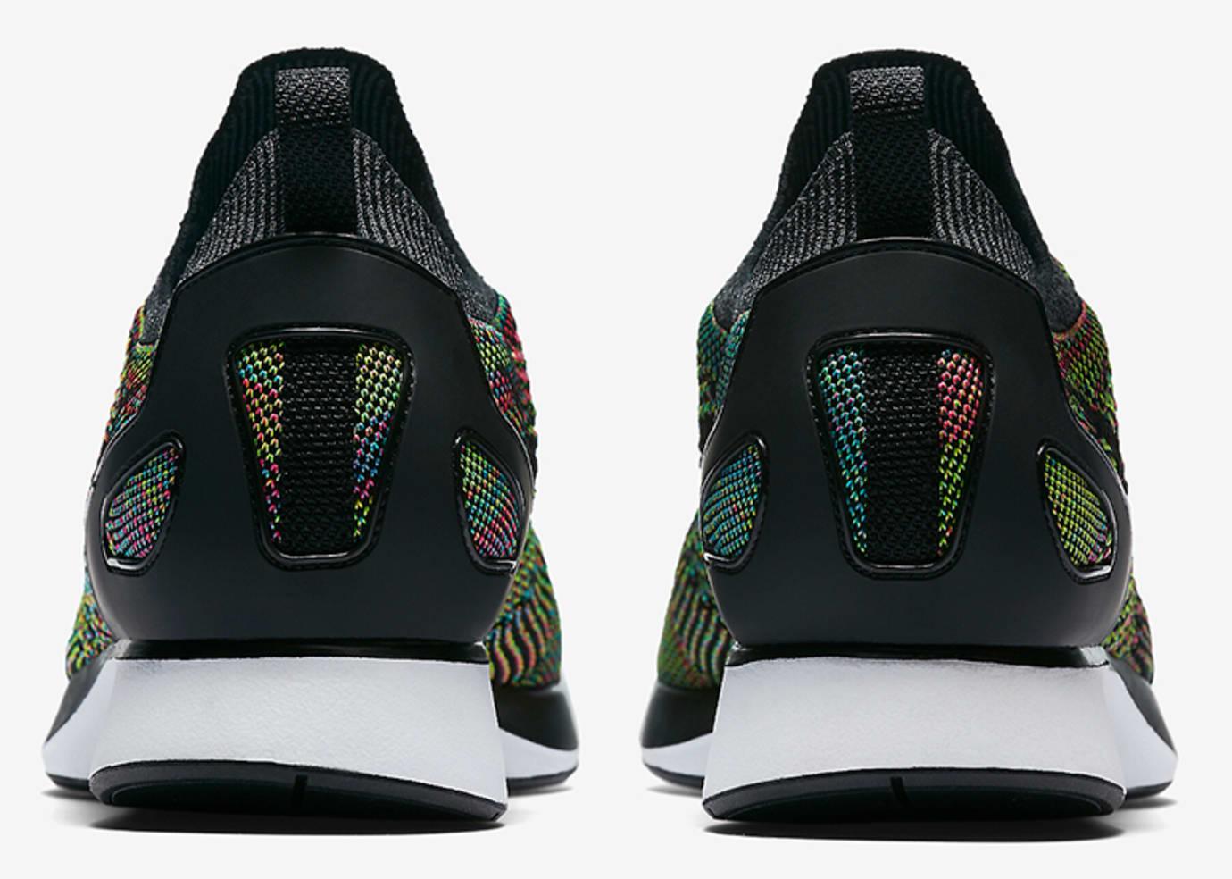 Nike Zoom Mariah Flyknit Racer 'Multi-Color' 917658-101 (Heel)