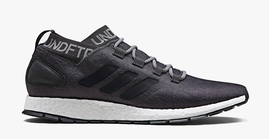 Undefeated x Adidas Pure Boost RBL 'Shift Grey' BC0473 Release Date