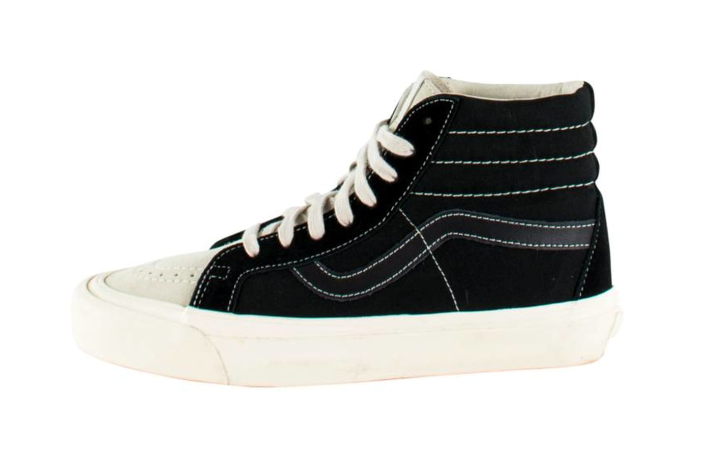 Fear of God x Vans Sk8-Hi Black Sample