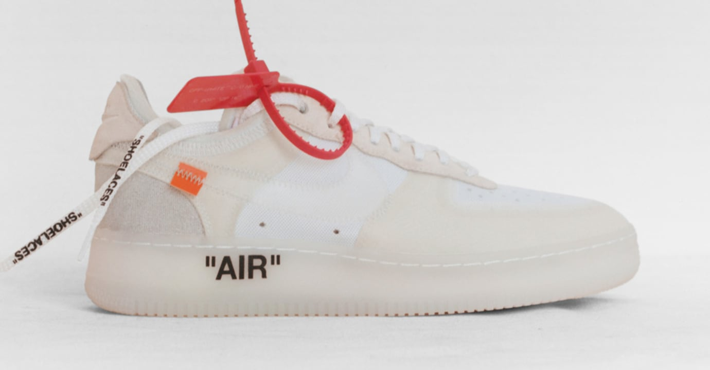 Where to Buy Virgil Abloh's Off-White x Nikes