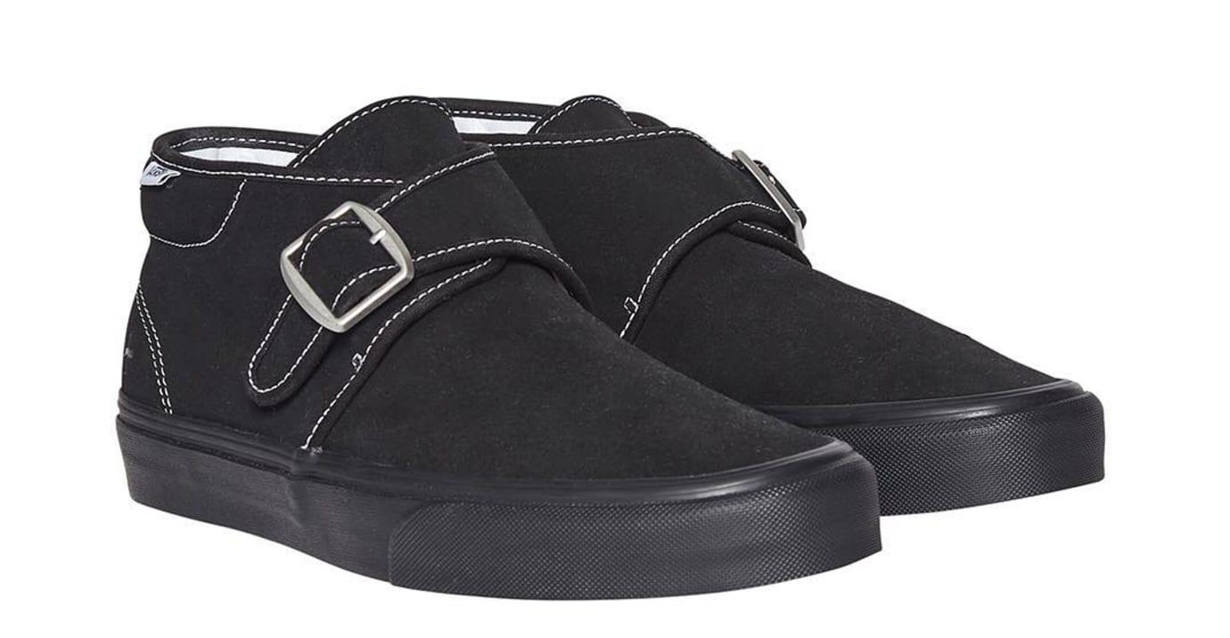 Noah x Vans Chukka MS 'Black'
