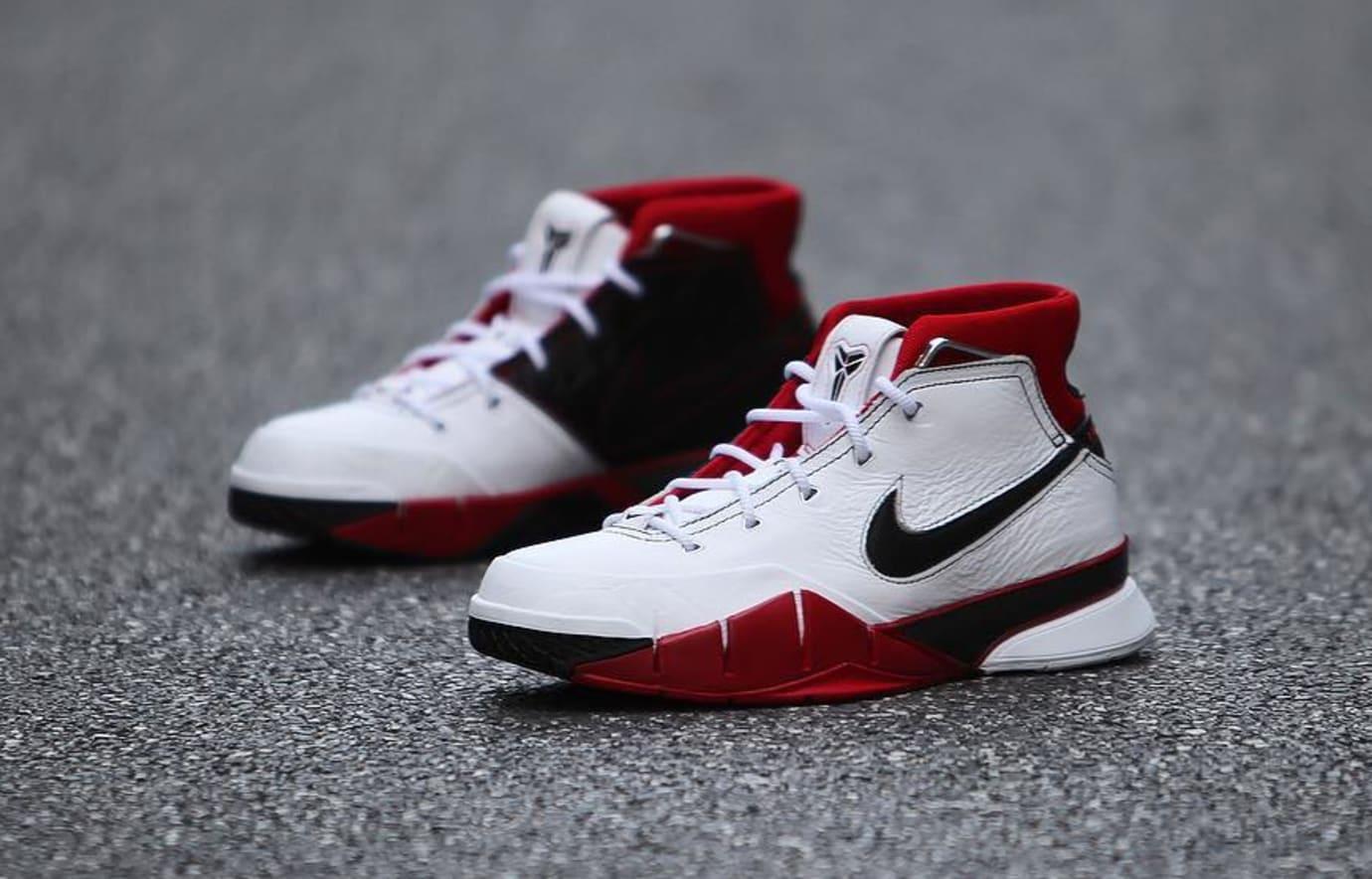 8020c145d7f9 Image via gc911 · Nike Zoom Kobe 1 Protro All-Star Release Date AQ2728-102  Left