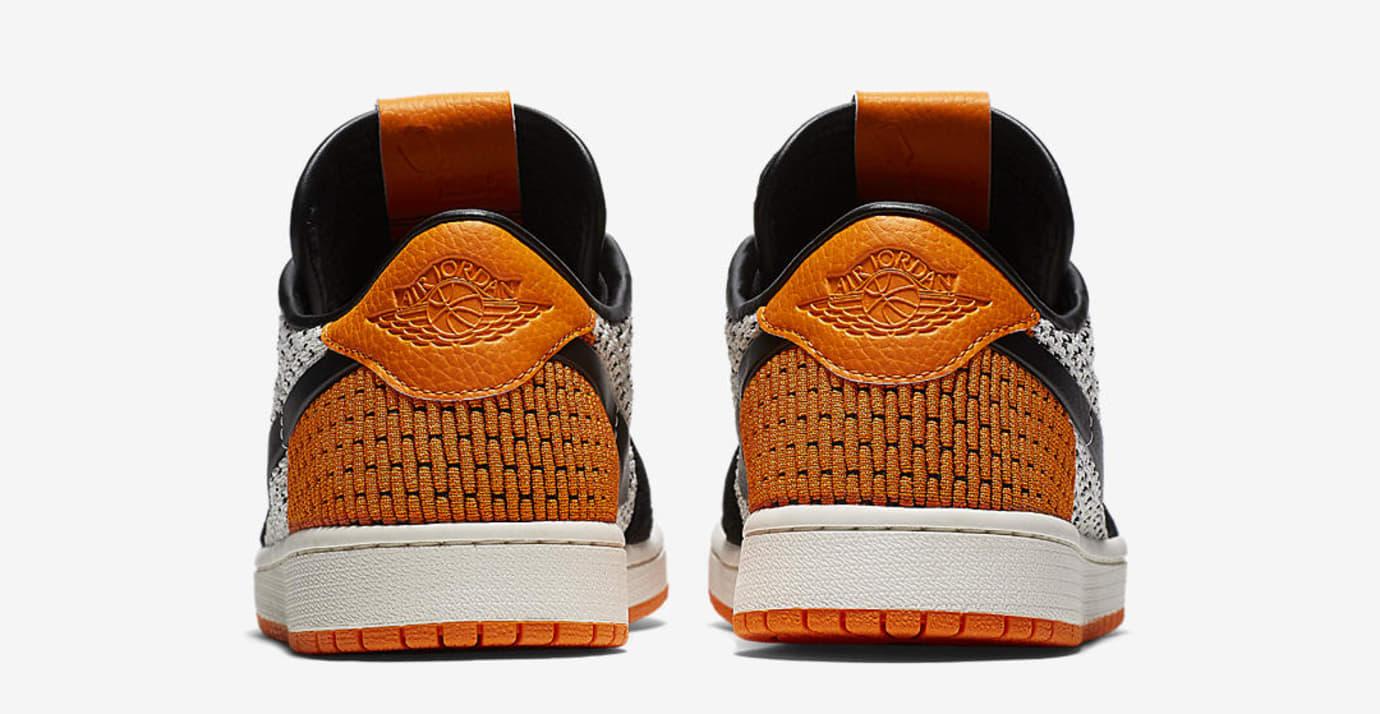 94b1c0dc2b5909 Image via Nike US11 · Air Jordan 1 Low Flyknit  Shattered Backboard  (Heel)
