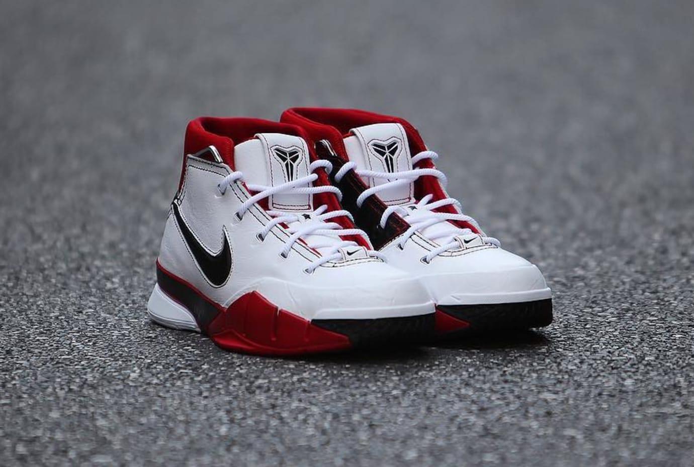 Nike Zoom Kobe 1 Protro All-Star Release Date AQ2728-102 Toe