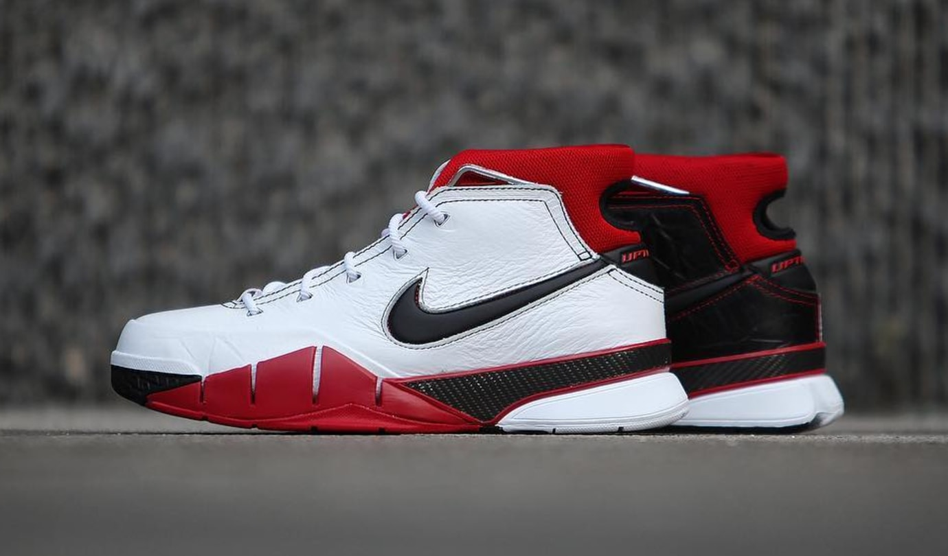 Nike Zoom Kobe 1 Protro All-Star Release Date AQ2728-102 Right Heel