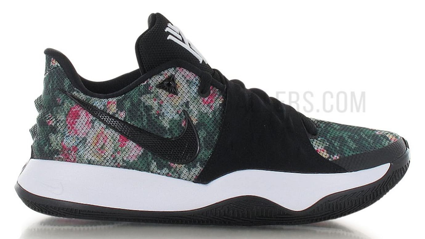official photos acca6 ca723 Nike Kyrie Low  Floral  AO8979002 Release Date