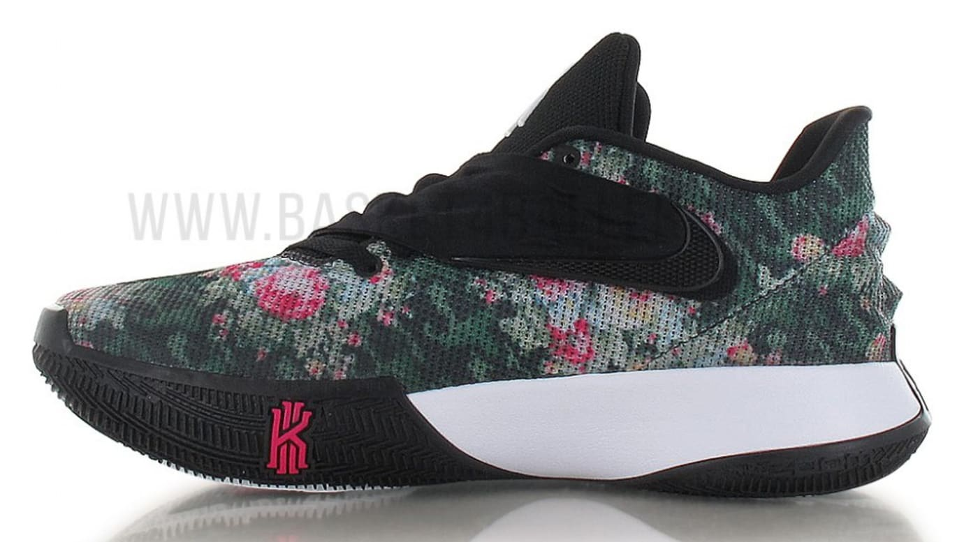 new styles 38e6a 3d748 Nike Kyrie Low 'Floral' AO8979-002 Release Date | Sole Collector