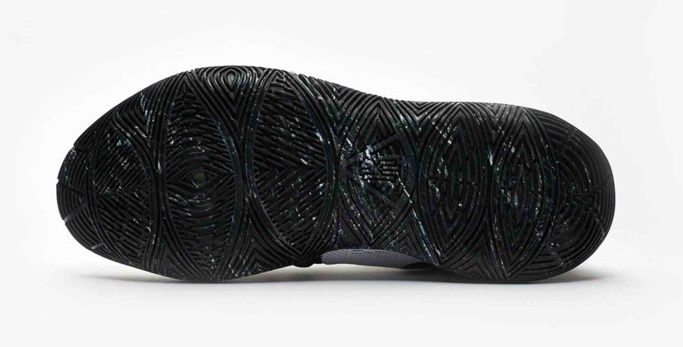 50cd7dd56da Image via SneakersNStuff Nike Kyrie 5 'White/Black' AO2918-100 (Bottom)