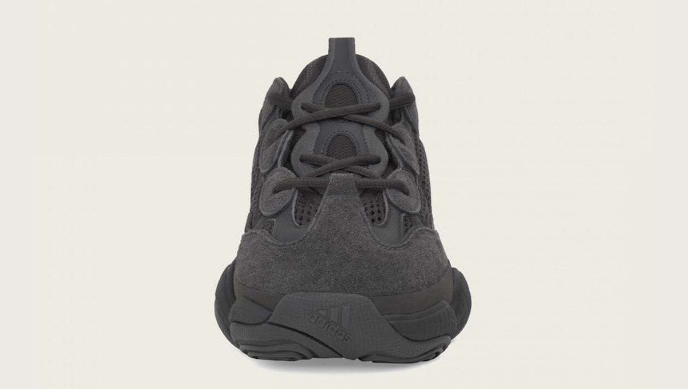 purchase cheap 45ef6 33cd1 Adidas Yeezy 500 'Utility Black' F36640 Release Date | Sole ...
