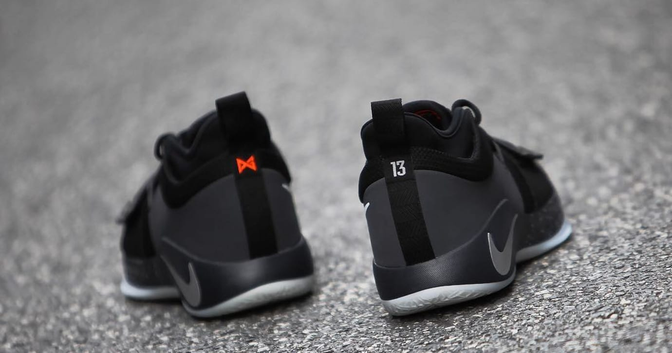 Nike PG 2.5 'Black/Pure Platinum/Anthracite' BQ8452-004 (Heel)
