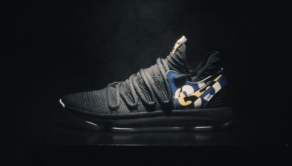 Nike KD 10 Blinders Release Date Profile