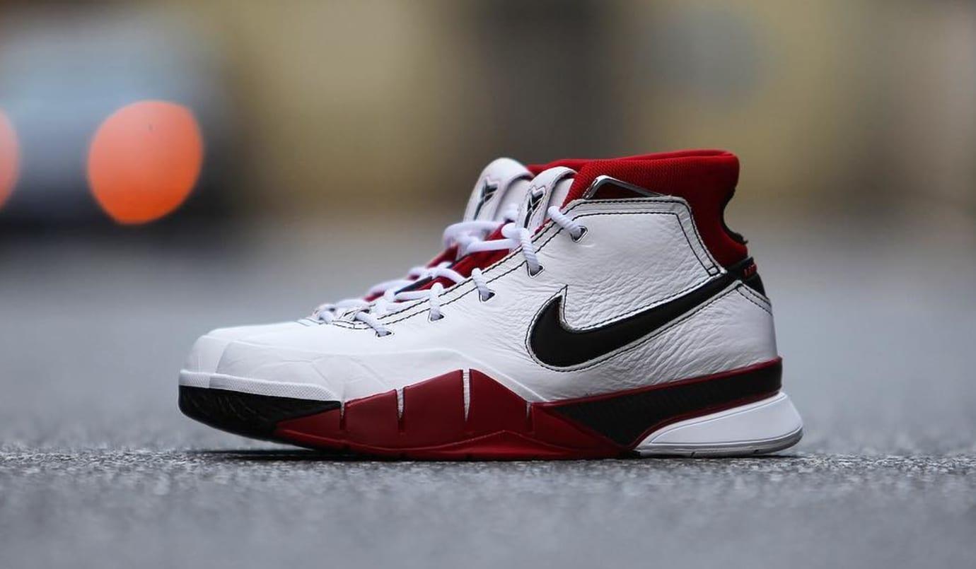 Nike Zoom Kobe 1 Protro All-Star Release Date AQ2728-102 Profile