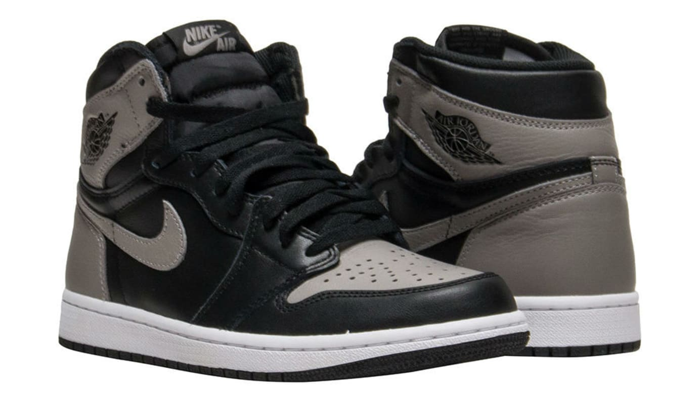 Air Jordan 1 I Shadow Grey 2018 Release Date 555088-013 Main